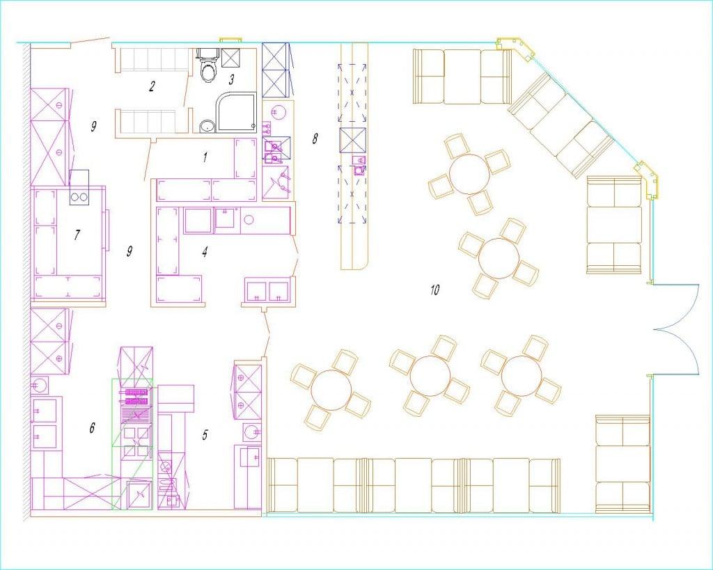 Проектирование кафе_5