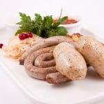 колбаски келнские, шпикачки деревенские