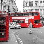 Да, это Лондон ...
