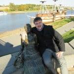 У моста на Кремль